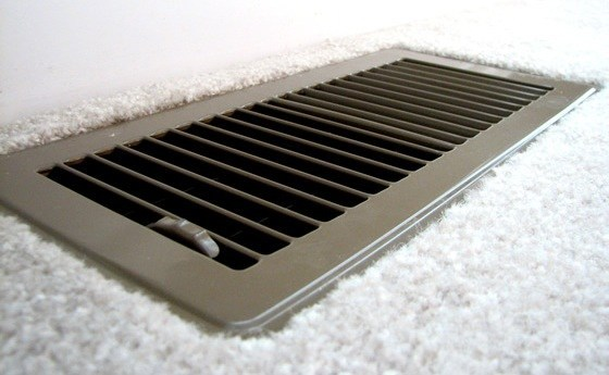 Furnace Air Ducts : A microscopic look at what s in your heating ducts