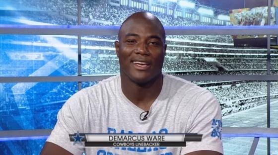 DeMarcus Ware.
