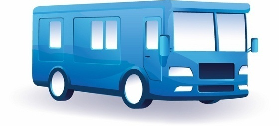 Blue Nationwide RV.