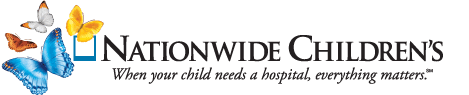 Nationwide Children's Hospital logo.