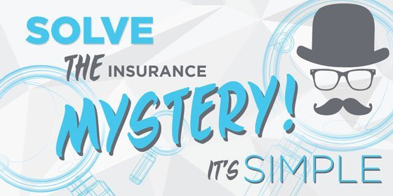 Nationwide Insurance mystery infographic