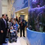 Nationwide Donates an Aquarium to Nationwide Children's Hospital