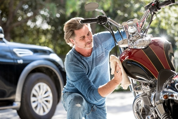 Image result for working on motorcycle
