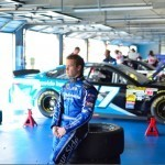 Go behind the scenes with Ricky Stenhouse Jr. in Nationwide Insurance's new Spotter commercial