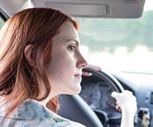 alert driver
