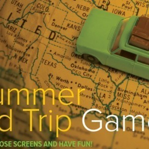 summer road trip games