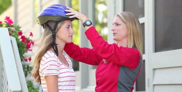 Shine On With Patient Champion Alex Dean Amp Wear A Helmet