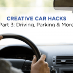 Car Hacks for Driving, Parking & All That's in Between