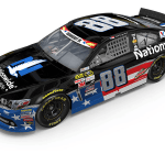 Nationwide 2015 NASCAR Paint Scheme is All About Patriotism [Video]