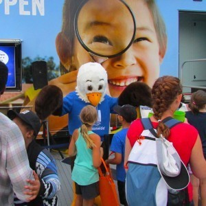 Nationwide Make Safe Happen Safety Experience at 35th Annual St. Louis Art Fair
