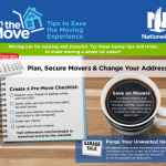 Tips to Ease the Moving Experience [Infographic]