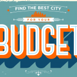 Find the Best City for Your Budget [Infographic]