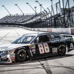 New Dale Jr. Paint Scheme Makes its Debut at Darlington Raceway