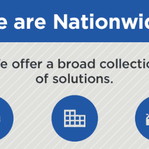Nationwide solutions infographic