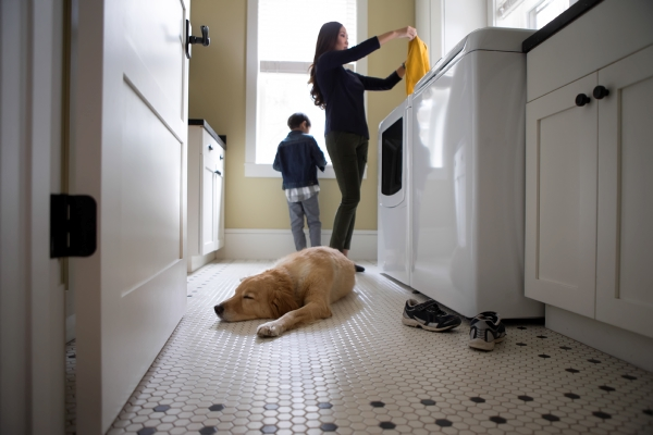 Washer and dryer maintenance
