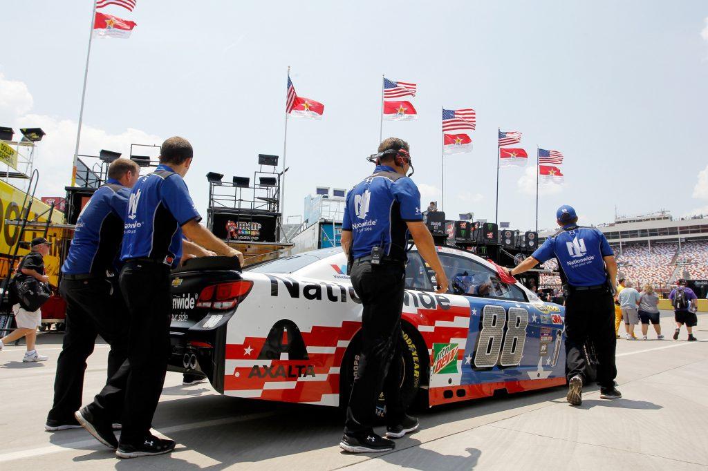 NASCAR Sprint Cup Series Coca-Cola 600 - Practice