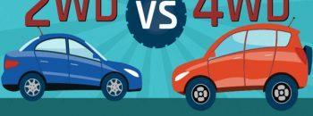2WD vs 4WD