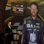 Dale Earnhardt Jr. Wins Most Popular Driver Award – Again