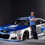 Dale Earnhardt Jr. Unveils New Paint Scheme