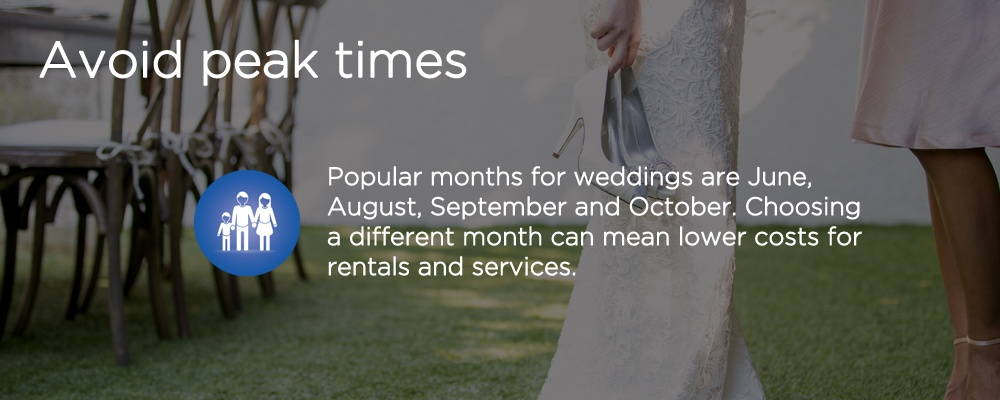 9 tips for planning a wedding on a budget slideshow