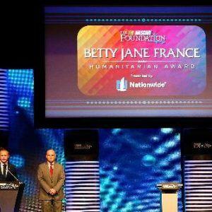2016 Betty Jane France Award Ceremony