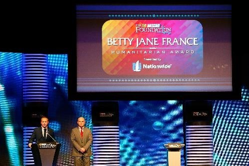 2016 Betty Jane France Award Ceremony