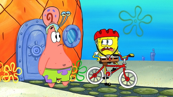 bike safety tips from spongebob squarepants nationwide
