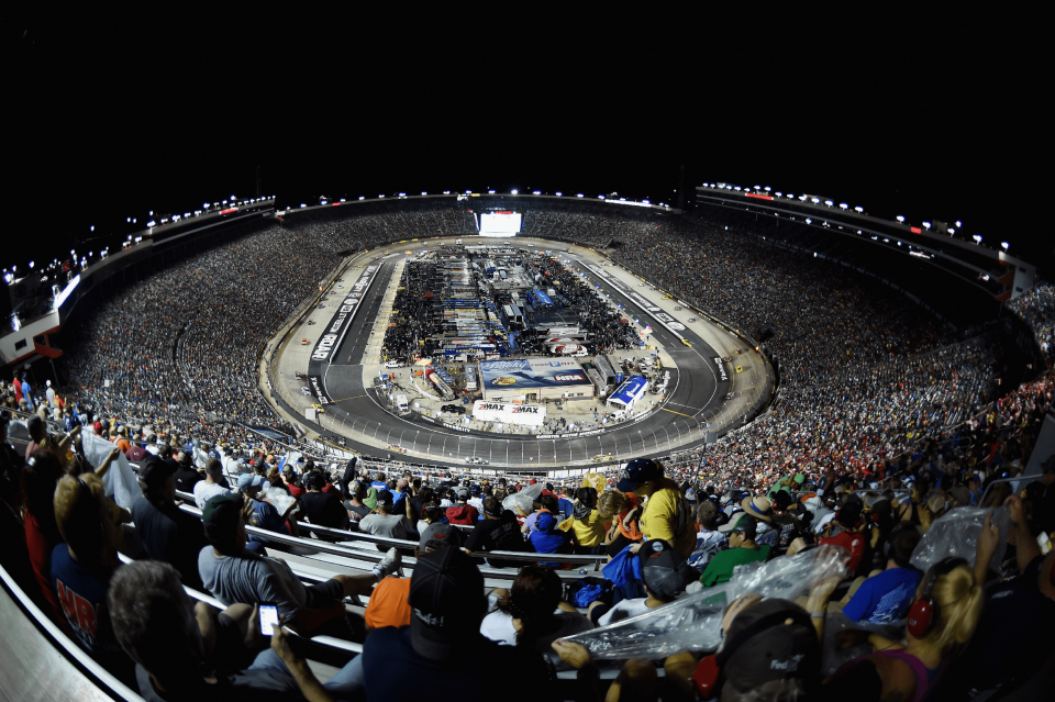 top 5 nascar races