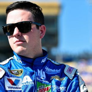 Alex Bowman NASCAR