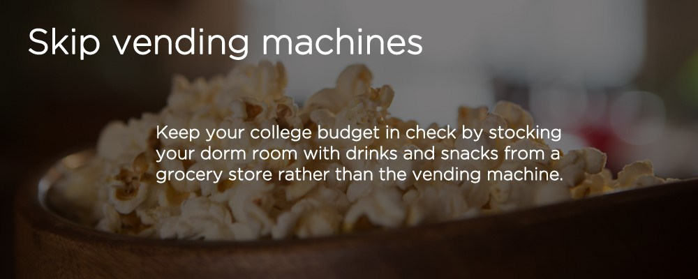Skip vending machines