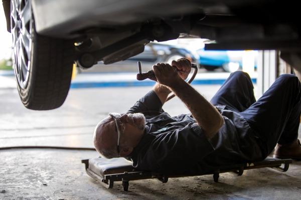 Finding an Auto Mechanic