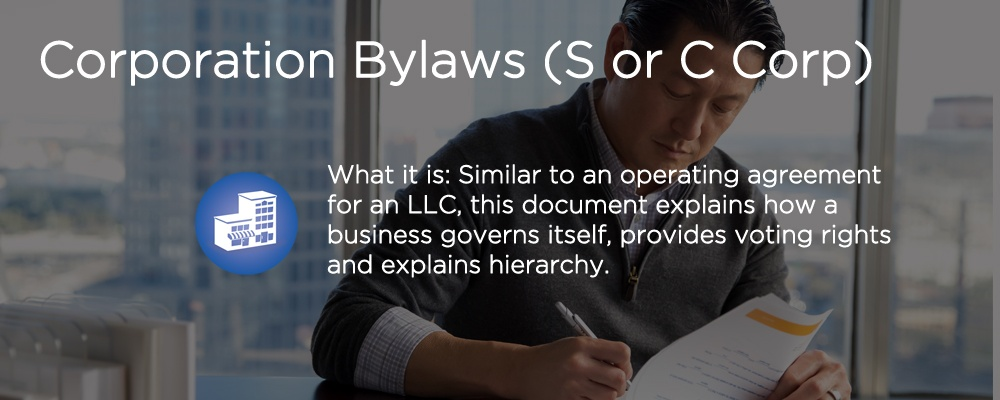 Legal Documents Every Business Owner Should Have - Legal documents for business
