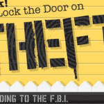 Lock the Door on Theft – Home Security Tips [Infographic]