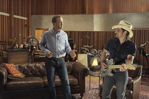 Phenomenal The Jingle Peyton Manning And Brad Paisley Commercial Interior Design Ideas Clesiryabchikinfo