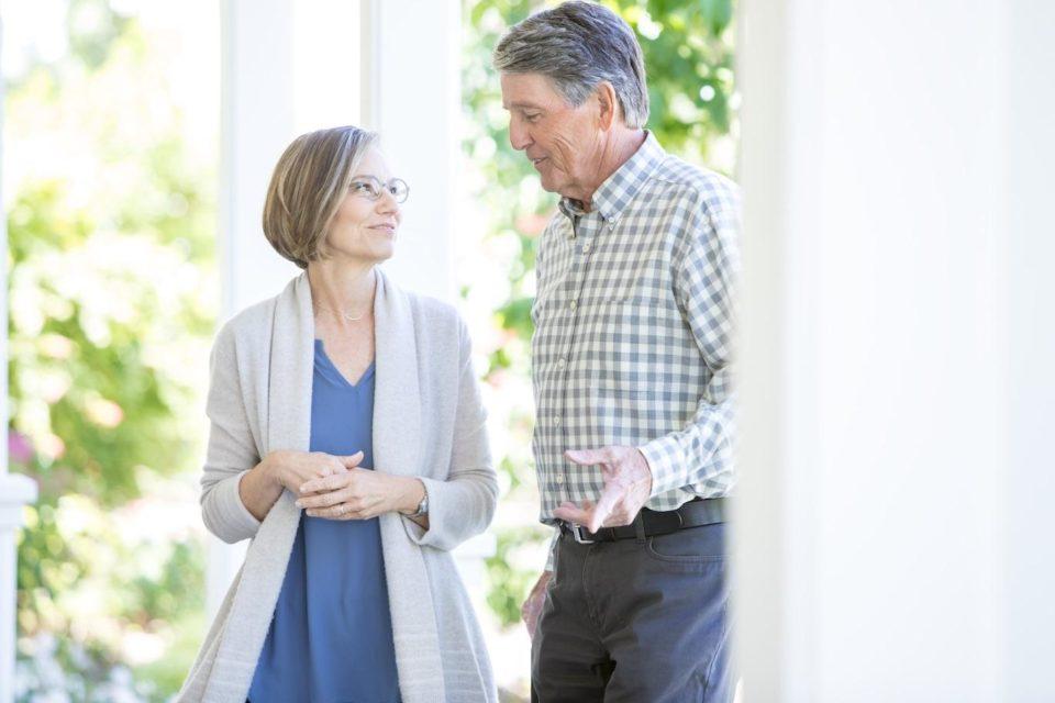 retirees with guaranteed income