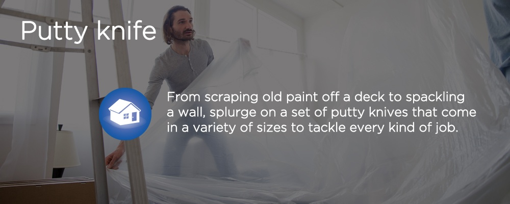 image of a man preparing to paint