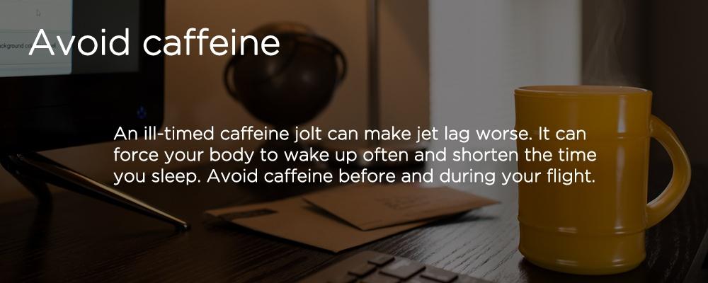 a coffee mug with text 'avoid coffee'