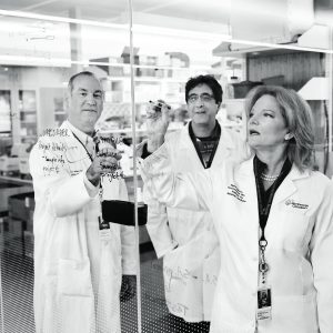 Pediatric researchers at Nationwide Children's Hospital