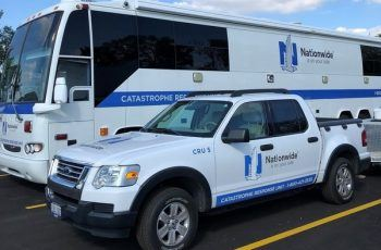 Nationwide catastrophe bus and truck