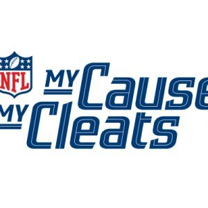NFL My Cause My Cleats