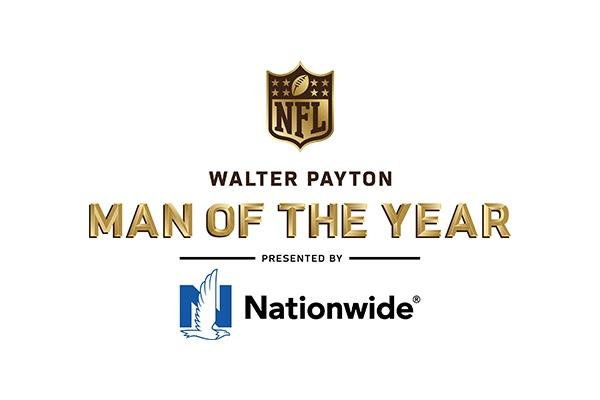 Walter Payton Man of the Year 2018 Logo