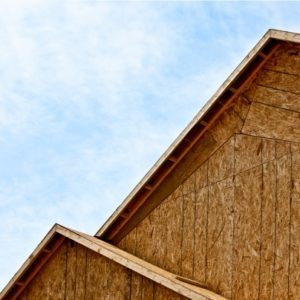 roofline of house