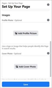 Facebook profile picture screenshot